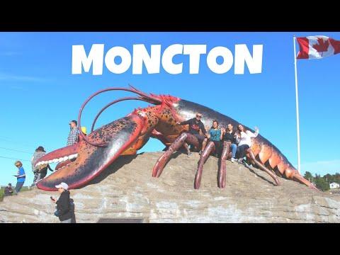 Petit Weekend à Moncton, Nouveau-Brunswick   VLOG