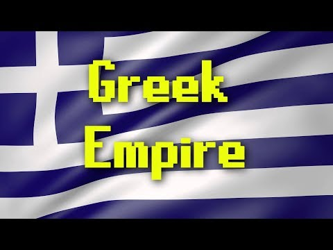 Supreme Ruler 2020 | Greek Empire | Part 1 | The Quest for Oil