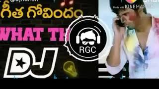 Geeta govindom Dj remix song