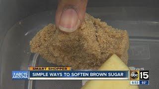 4 simple ways to soften brown sugar