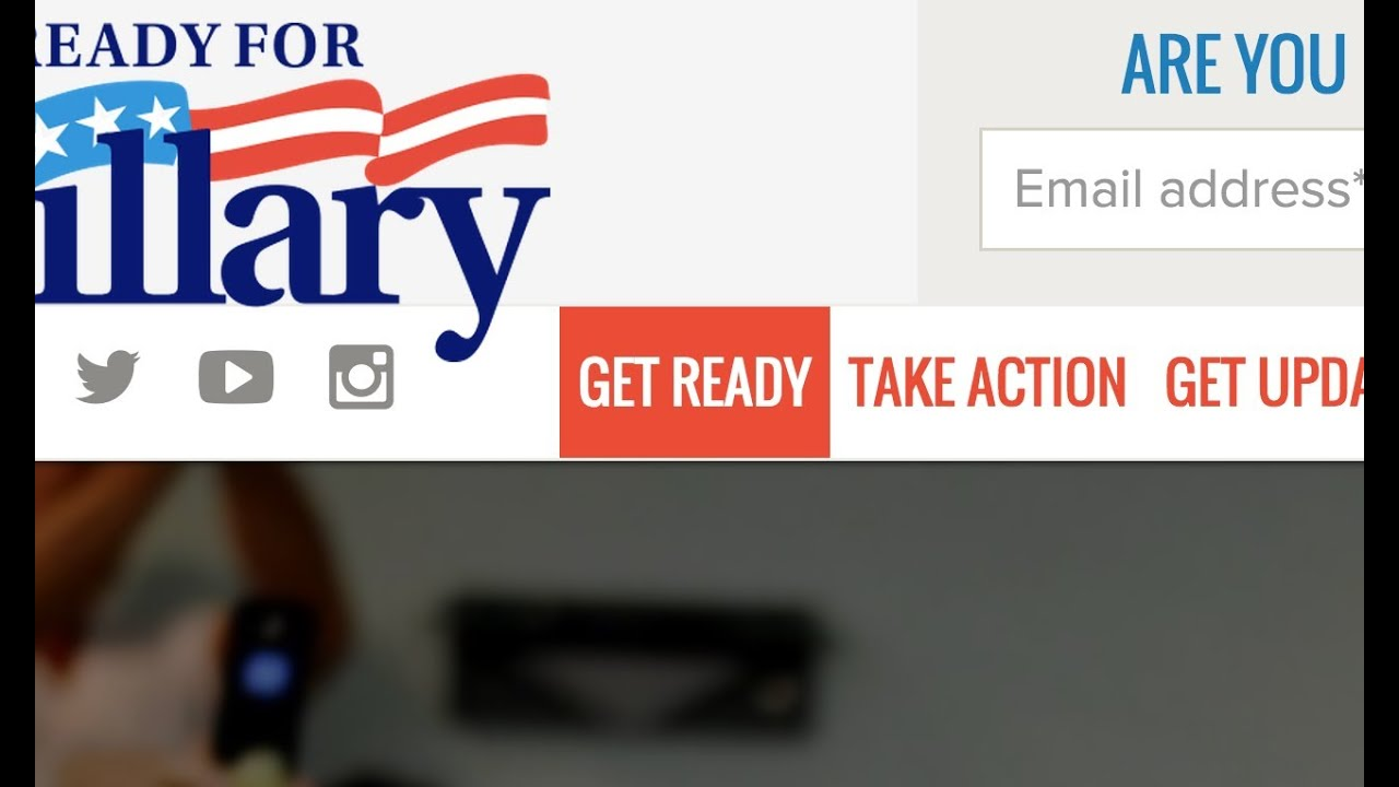 Social Fundraising Helps Ready for Hillary Engage an Army of Grassroots Support