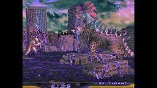 Ultraman Fighting Evolution Rebirth in 4k resolution max setting Pcsx2 gameplay bermain ps2 extyrant