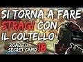 SI TORNA A FARE STRAGI CON IL COLTELLO - RTSC#18