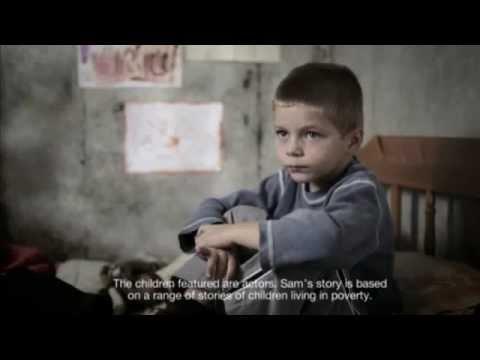 Save the Children UK Advert