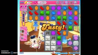 Candy Crush Level 1574 help w/audio tips, hints, tricks