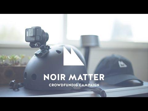 Noir Matter - Quark - World's smallest waterproof Stabilizer for GoPro