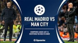 Manchester City vs Real Madrid | FIFA 19 Predicts: Champion League 2019/20 ● Round of 8 ● 1nd Leg
