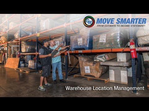 Warehouse Location Management