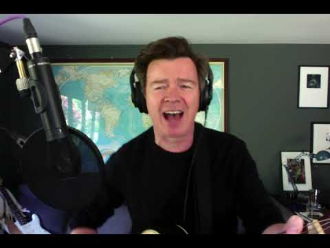 Rick Astley – Better Now – (Post Malone Cover)