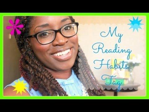 My Reading Habits Tag