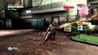 Metal Gear Rising: Revengeance Quick Play HD