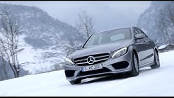 Switching To Winter Tyres | Mercedes-Benz UK