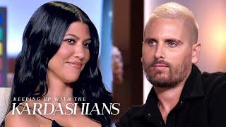 Where Do Kourtney Kardashian \u0026 Scott Disick Stand Now? | KUWTK | E!