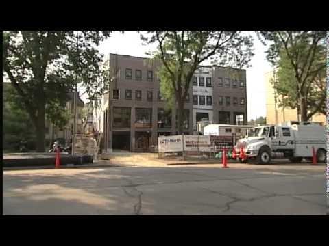 Commercial Plumbing Installation featuring H.J. Pertzborn Plumbing
