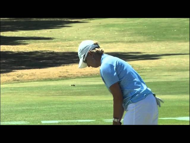 Winning at Home: Karrie Webb