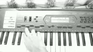 Aankhon Mein Tera Hi Chehra - Piano Cover