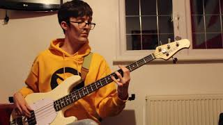 Think About Things - Daði Freyr Bass Cover