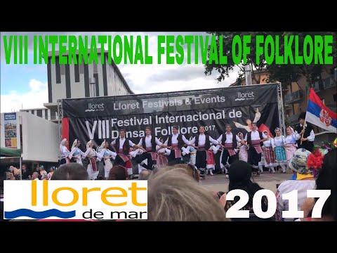 Folk Festival Lloret de Mar 2017 PART 1