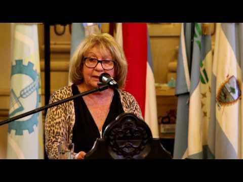 Acto del Día de la Memoria en Casa de Gobierno