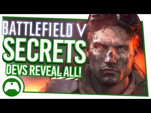 Battlefield 5 Secrets | Devs Reveal All!