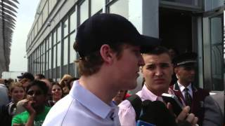 Ford Draft Central: Nathan MacKinnon - June 27, 2013