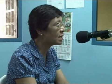 AIPh in pagadian city radio interview (1 of 2)