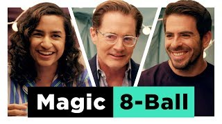 Magic 8-Ball Murders w/ Eli Roth & Kyle MacLachlan