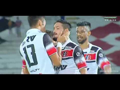 Santa Cruz 5 X 1 Grêmio Gols Penúltima Rodada do Brasileirão 27/11/2016