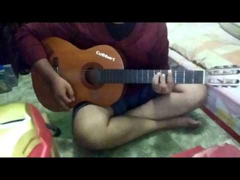 Belajar Kunci Gitar Adele - Rolling In The Deep (Easy Cover)
