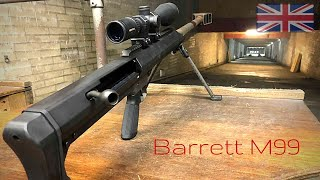 Barrett M99 50 BMG | Range Time