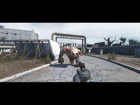 STALKER TRAILER 2019 - Epic survival game PC