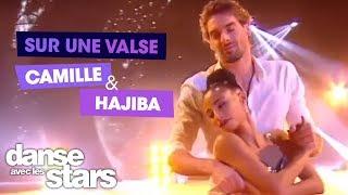 DALS S08 - Camille Lacourt et Hajiba Fahmy pour une valse sur