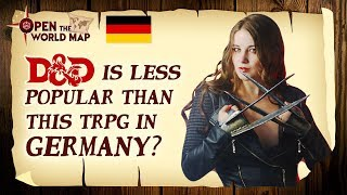 D&D is Less popular Than This TRPG in Germany (with Mháire Stritter & Sebastian Hahm)