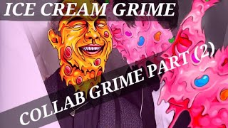 Download Video ICE CREAM GRIME |How to make grime art use autodesk sketchbook MP3 3GP MP4