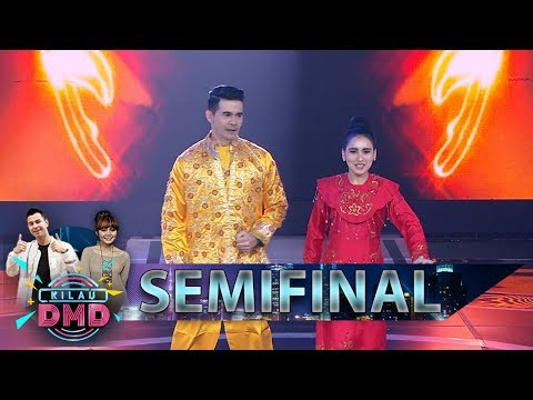 Baru Mulai Udah Panas! Ayu Ting Ting feat Beniqno [POKOKE JOGET] - Semifinal Kilau DMD (22/2)