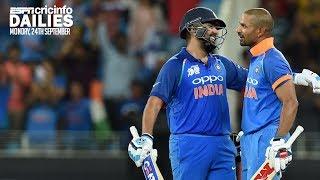 Rohit, Dhawan tons crush Pakistan & more   Daily cricket news