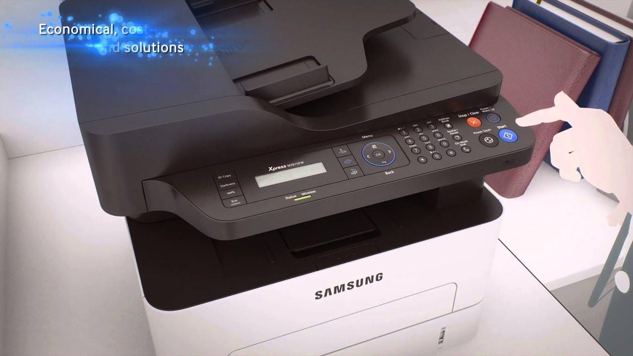 new samsung xpress proxpress mono laser printers seg 2 3 youtube. Black Bedroom Furniture Sets. Home Design Ideas