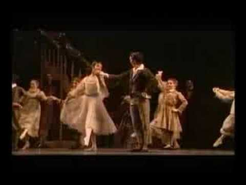 La marcia - Lo Schiaccianoci - (The Royal Ballet)
