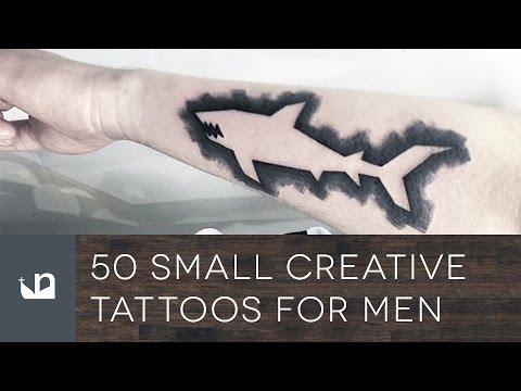 50 Small Creative Tattoos For Men