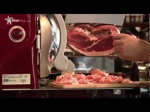 Berkel Manual Fly Wheel Slicer (330M) Video