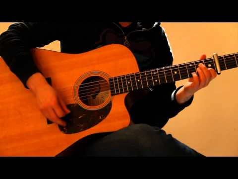 How to play California Dreamin on guitar (easy version) - Jen Trani