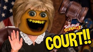 Annoying Orange - Court Episodes Supercut