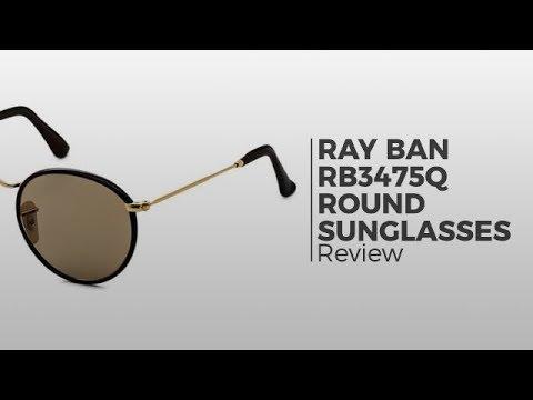 c4f5c3e833b5f Ray Ban RB3475Q Round Craft Sunglasses   Flash Preview. SmartBuyGlasses