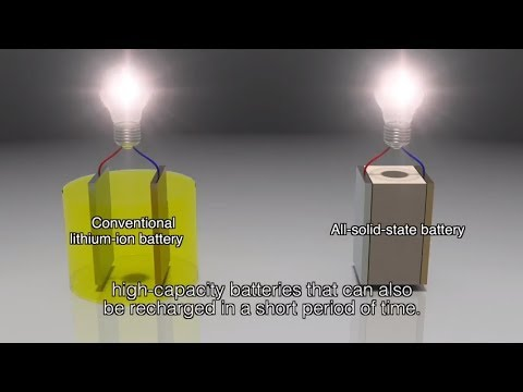 All-solid-state batteries - Tokyo Tech Research