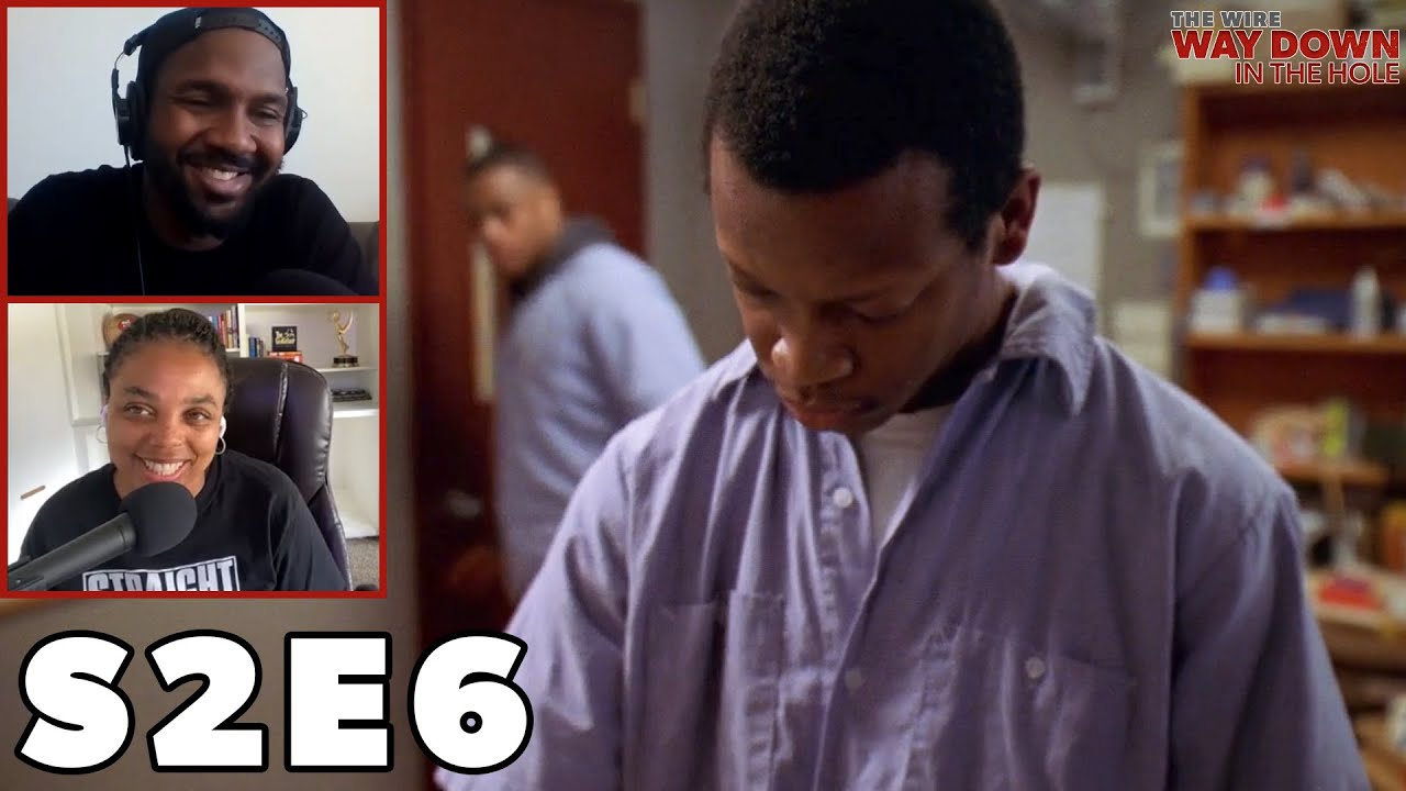 Download The Legacy of D'Angelo Barksdale: The Wire, Season 2, Episode 6 With Van Lathan & Jemele Hill