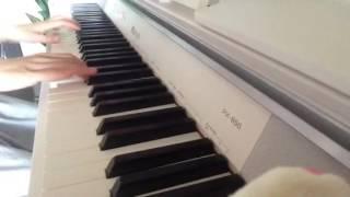 涙のない世界 /AAA【最新曲】ピアノ