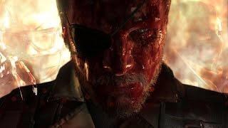 Metal Gear Solid V Has Its Own Little World GMV