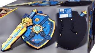 레고 키마 라발 방패 850614 푹신한 소프트폼의 정품 쉴드 장난감 완구 구입 리뷰 LEGO Legends of Chima Laval's Shield