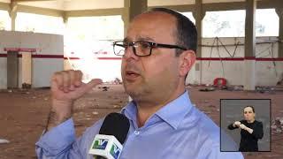 Vereadores em Ação - Elton Negrini verifica o Prédio Honda