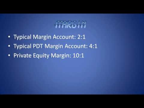 Account Size and Margin
